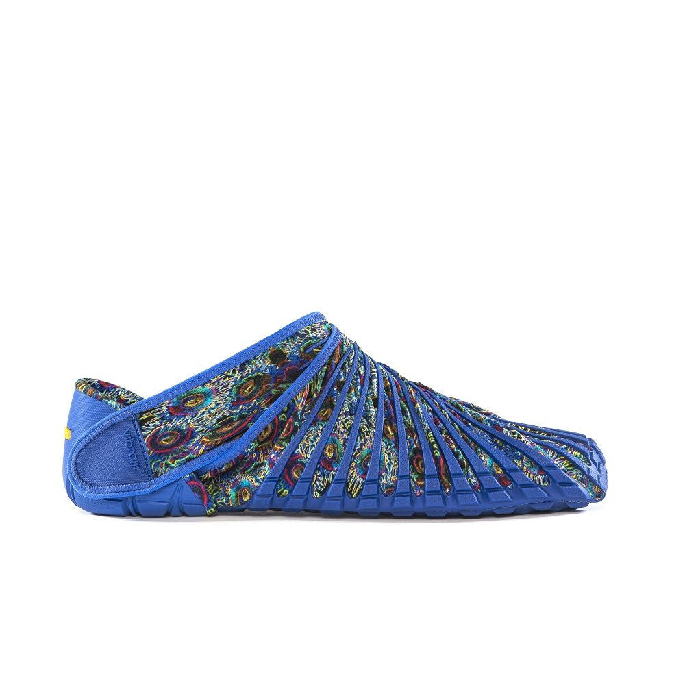 VIBRAM FUROSHIKI WRAP SHOES - BLUE