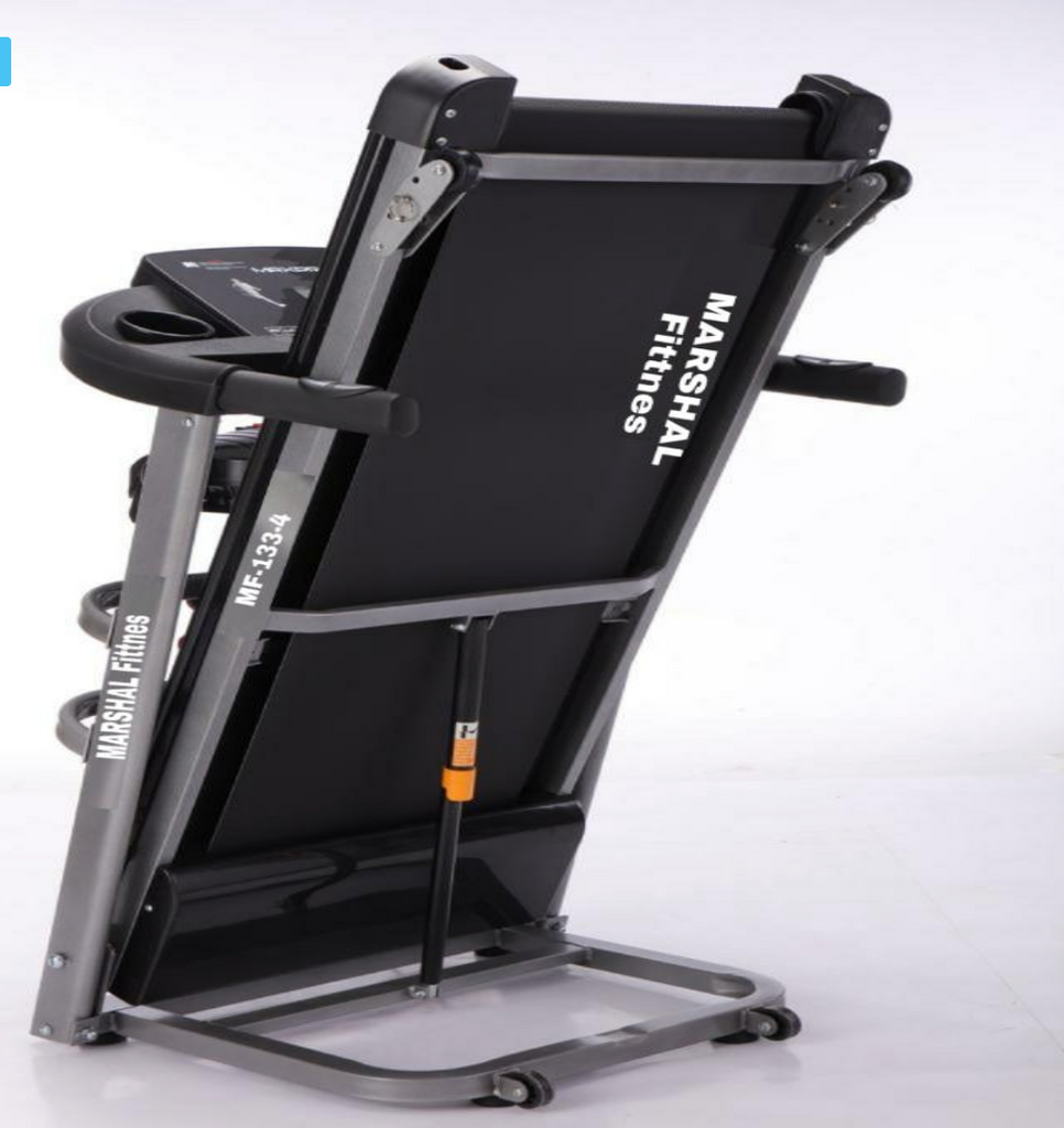 MF HOME GYM LOW NOICE PROFESSIONAL MULTI FUNCTIONAL FOLDABLE TREADMILL