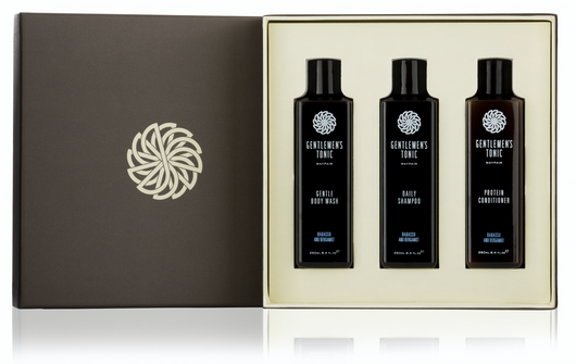 GENTLEMEN'S TONIC SHOWER GIFT SET