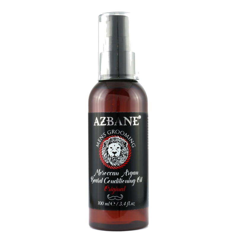 AZBANE MOROCCAN  ARGAN BEARD OIL