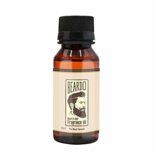 BEARDO - THE BLACK VELVETTE BEARD OIL