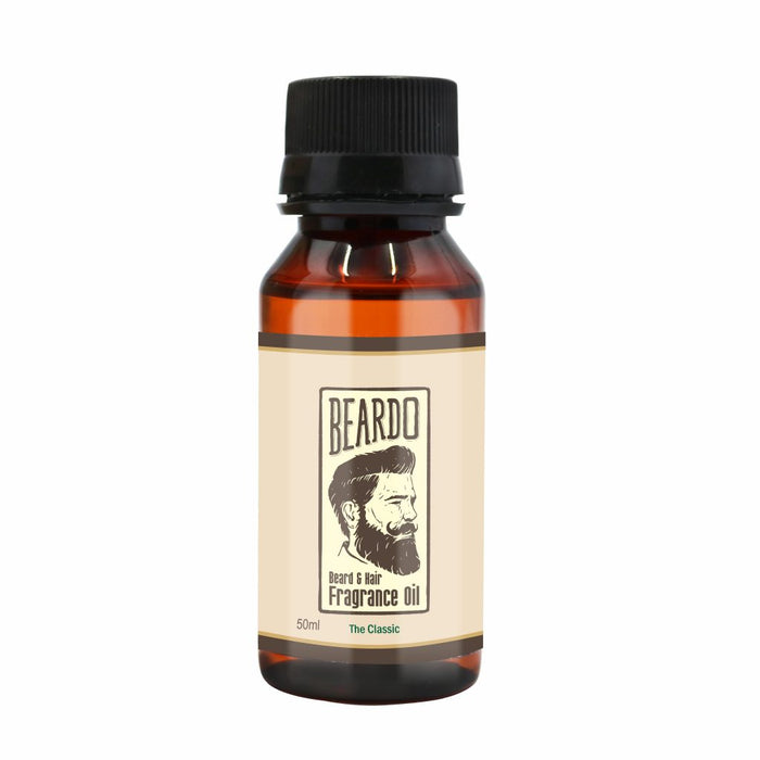 BEARDO - THE CLASSIC BEARD OIL