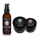 ARGAN OIL, WAX AND BALM COLLECTION SET