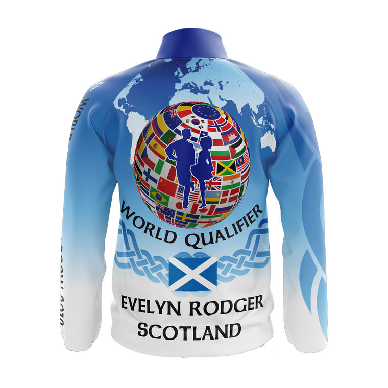 World Qualifier Glasgow 2018 Jacket Boys/Mens