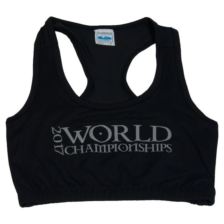 Worlds Sports Crop Top Ladies