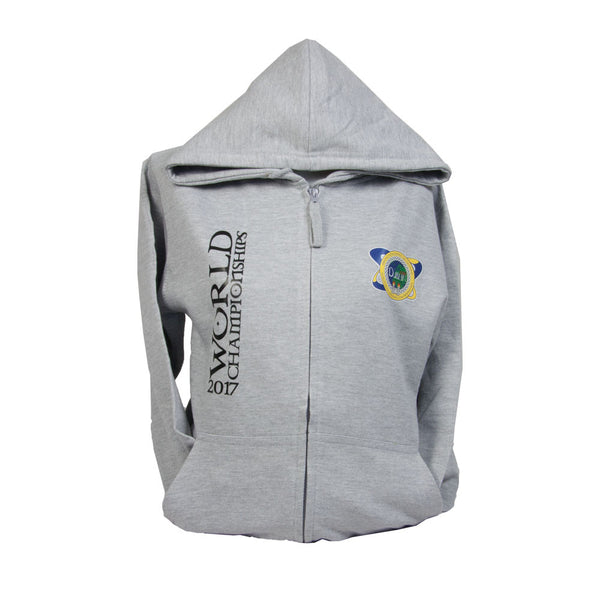 Worlds Zipped Hoodie (Adult)