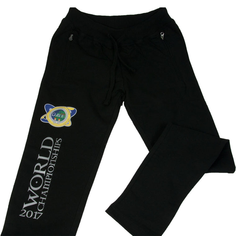 Worlds Tapered Track Pants Ladies