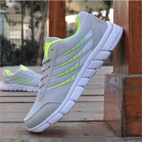Running Training Sport Outdoor Casual Mesh Breathable Sneaker For Men