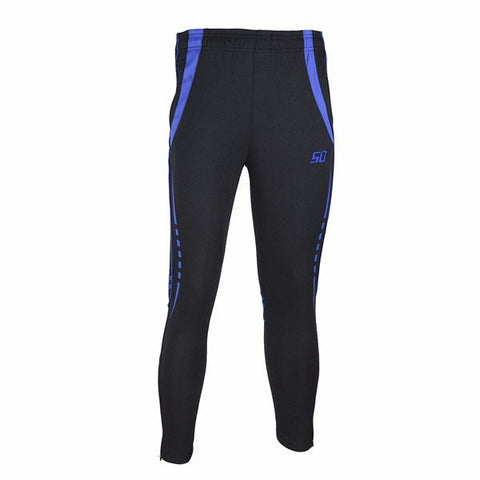 Men's Quick Dry Sports Jogging Tights Basketball Gym Pants Bodybuilding Skinny Legging Trousers