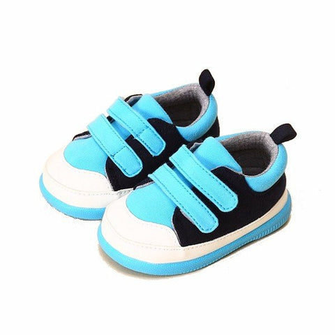 Baby Soft Sole Sneakers First Walkers Breathable Baby Shoes