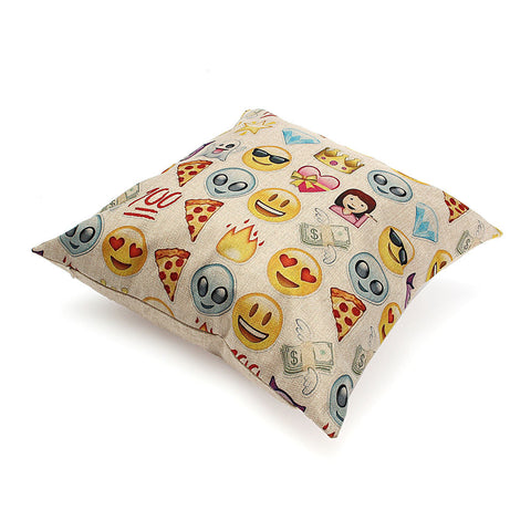Expression Emoji Throw Case