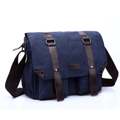 Alano Canvas Large Men Crossboby Bag