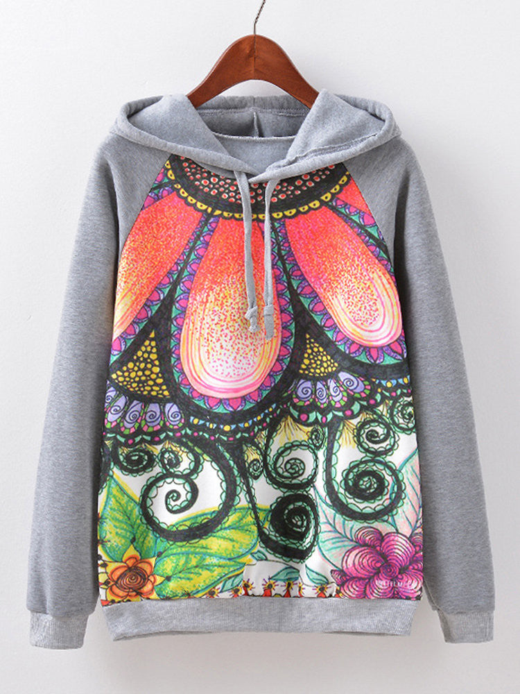 The Butterfly Hooded Sweatshirt