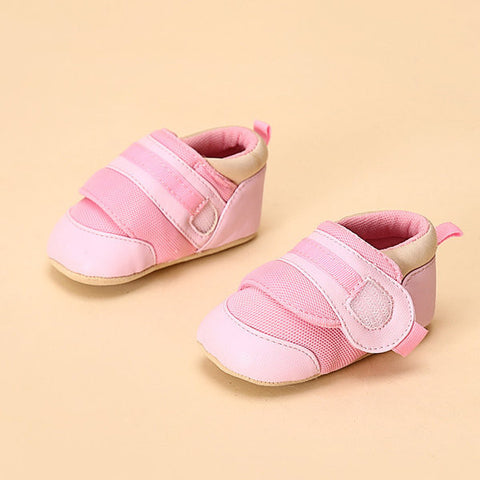 Toddler Hook Loop Color Match Comfotable baby Shoes