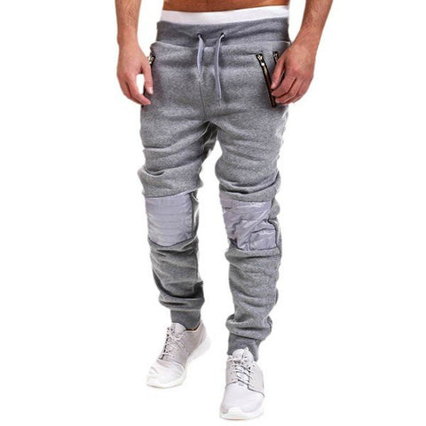 Men's Casual Jogger Dance Sportwear Baggy Harem Pants Slim Trousers Sweatpants