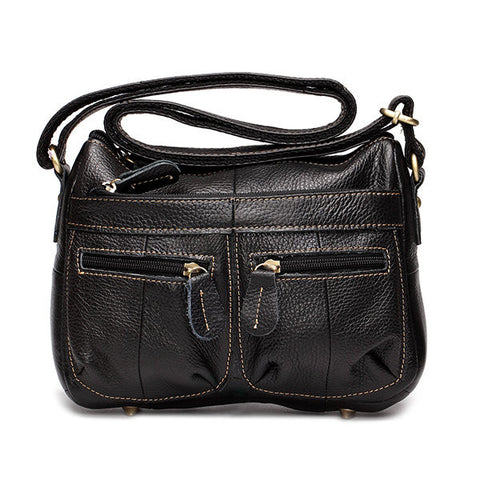 Natalina PU Classic Crossbody Bag For Women