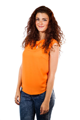 Notice Stylish and Simplicity Top