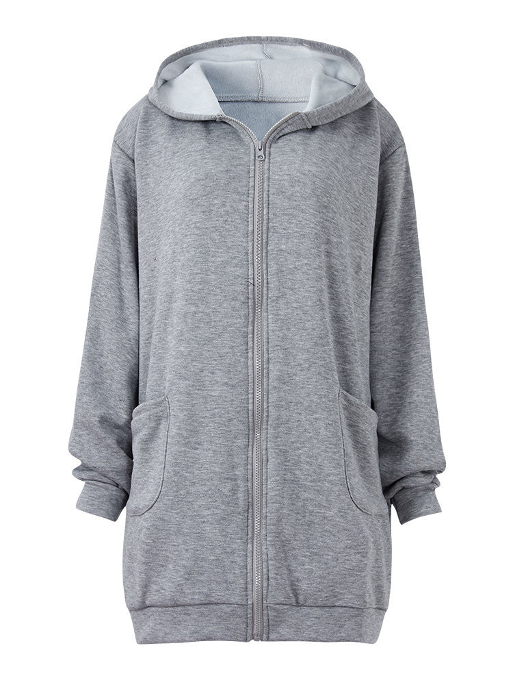 Joyce Hooded Pullover