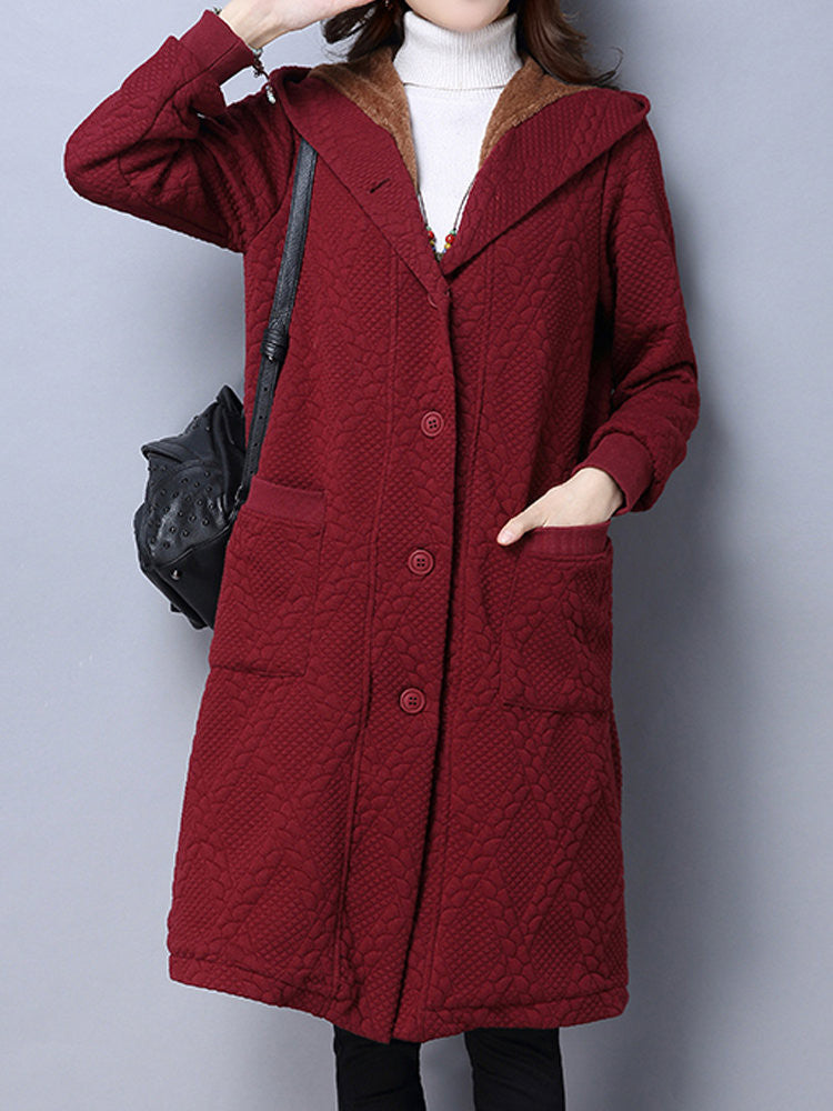 Marta Hooded Coat