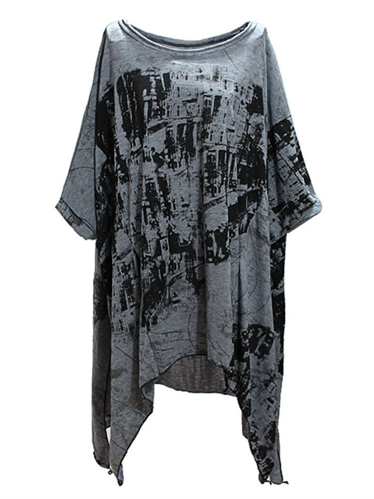 Jessy Long Batwing T-shirt