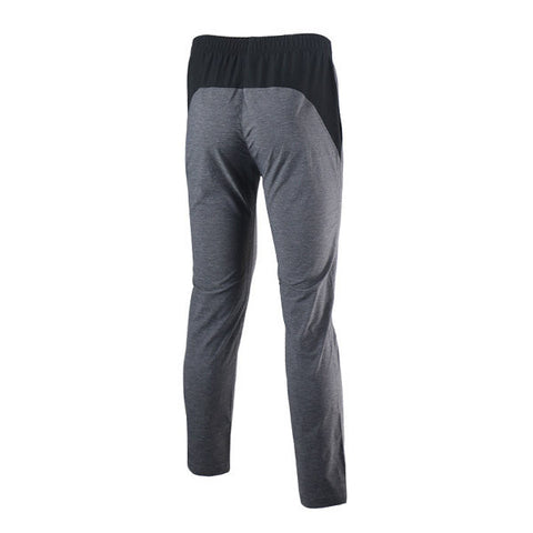 Mens Sport Pants Elastic Waist Drawstring Breathable Casual Sportwear
