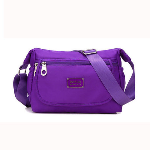 Clelia Waterproof Leisure Crossbody Bag For Women