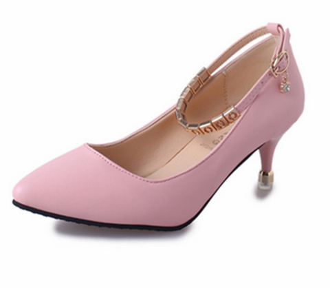 Adelina Pointed Toe Shoe