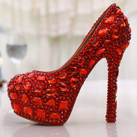 Ahana  Bridal Shoe