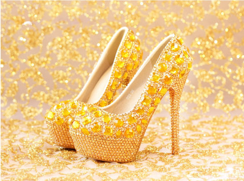 Rezy Bridal Shoe