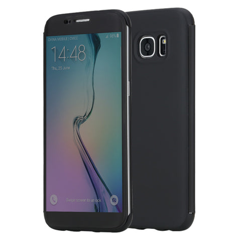 Smart Window Protective Case for Samsung Galaxy S7 Edge