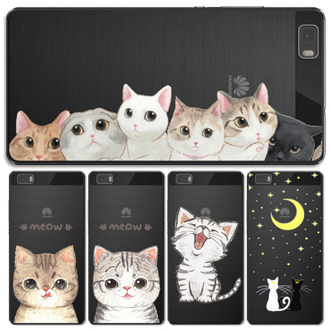 Meme Phone Case For Huawei P8 Lite and P9