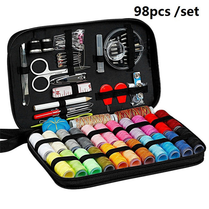70Pcs/set Sewing Box Kit Accessories