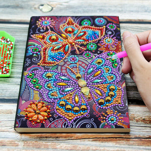 Diamond embroidery notebook - Several patterns