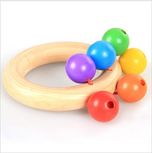 Baby rattle toy.