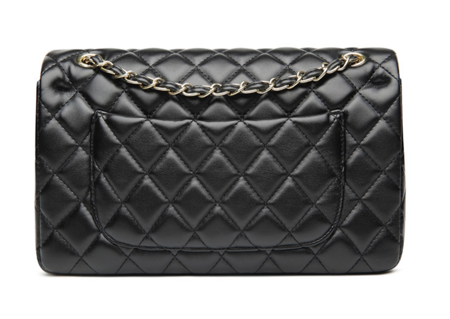 Signature Quilted Leather Purse