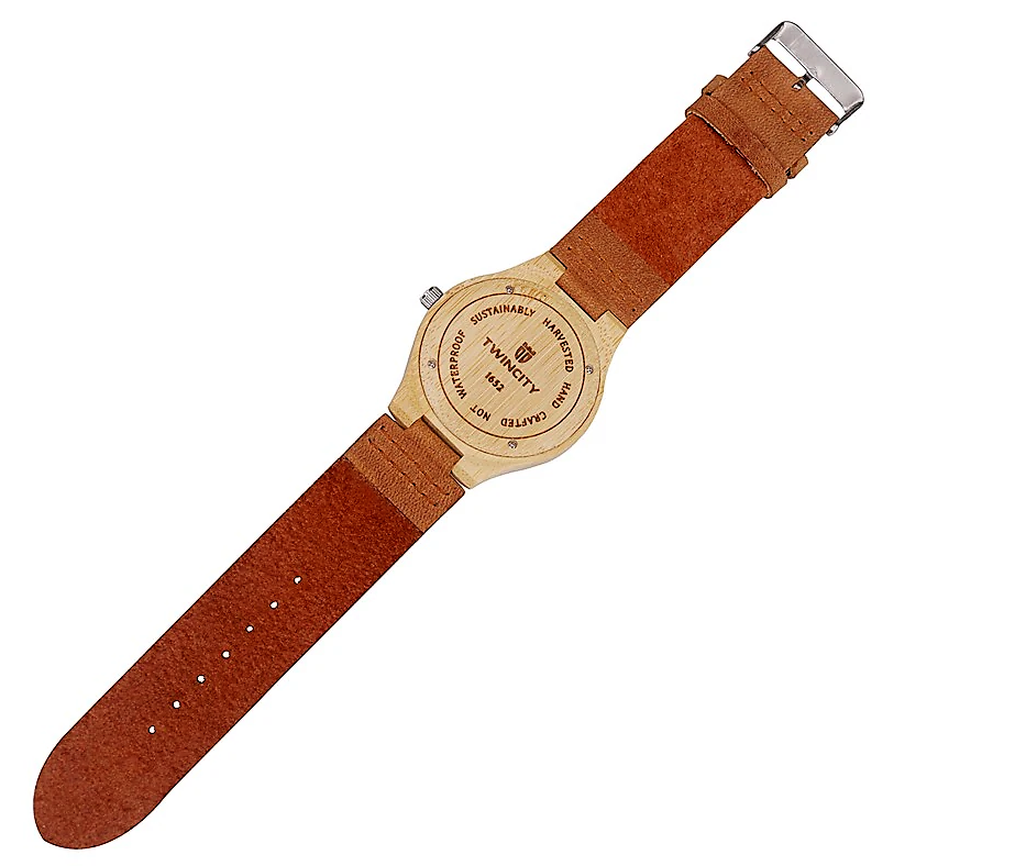 Trendy Wooden Watch