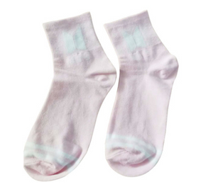 Comfortable men and women in cotton socks