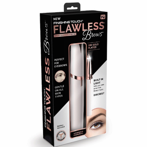 Flawlessly Brows Electric Eyebrow Remover