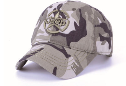 The new soldier Unisex hat aliexpress retro Camo baseball cap outdoor power supply peaked cap