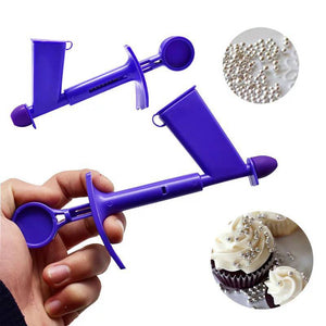 Cake baking sugar bead holder Decorative coating tool Fondant sugar bead locator 3mm6mm