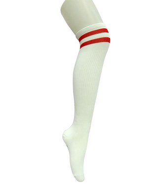 adult childre football stocks  long barrel knee socks thin wear-resistant high-elasticity sports socks