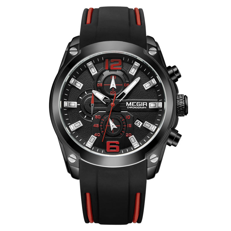 Multifunctional timekeeping sports watch