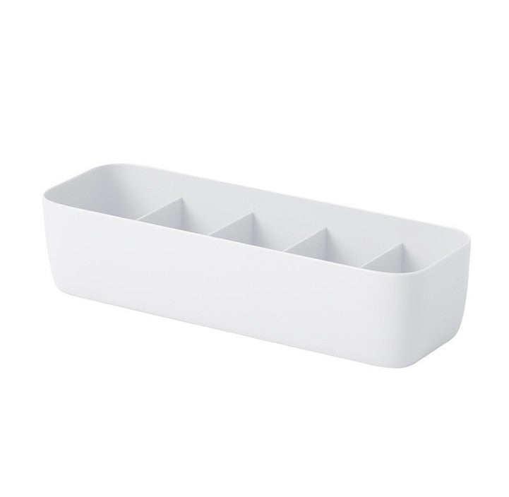 Socks Storage Box Bra Underwear Organizer Desktop Drawer Finishing Box Bathroom Plastic Storage Case Closet Organiser