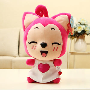 Wholesale genuine Ali doll plush toy doll size wedding gift pillow peach on Ali