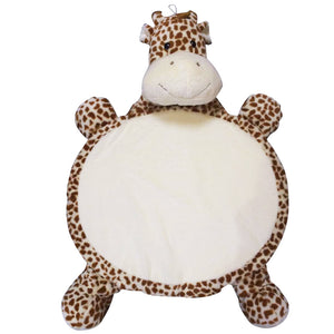 Ins explosion models export a variety of plush animal dogpet pad pad pad wholesale baby crawling