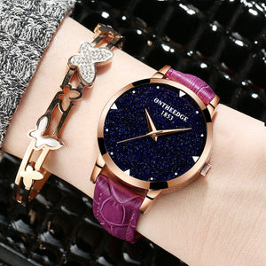 Leisure quartz watch