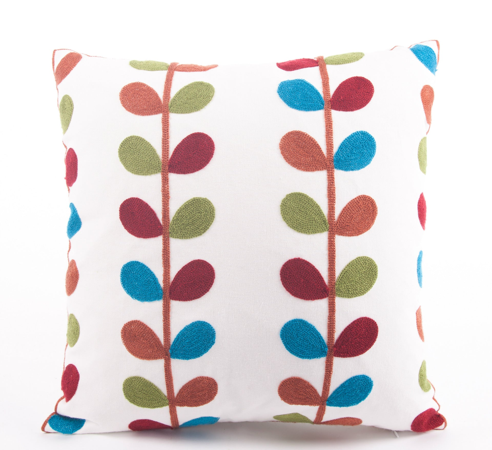 Smallfeather embroidery pillowcase bedroom pillow