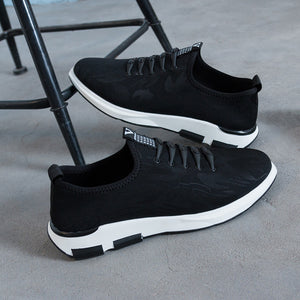2020 autumn new shoes set foot pedal shoes fashion sports shoes lazy young students running shoes