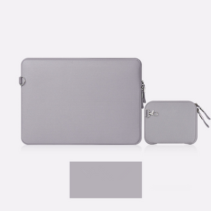 Canvas Notebook Laptop Sleeve Case New Carry Bag Pouch Cover For Macbook Air Pro With Small Bag For Mouse