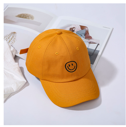 Hat female tide spring summer wild student street embroidery ins baseball cap male shade sun cap